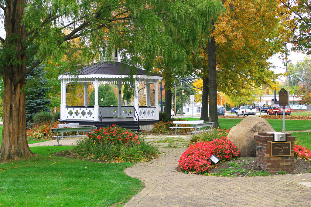 Canfield Southern Green - Gazebo by Jack W. Pearce, on Flickr