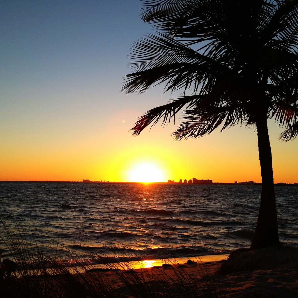 Another Miami Sunset by miamism, on Flickr