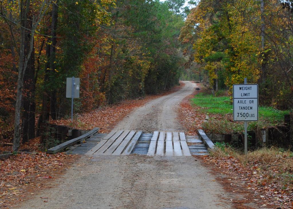Single Lane Bridge, Rock Island Road, Mo by Patrick Feller, on Flickr