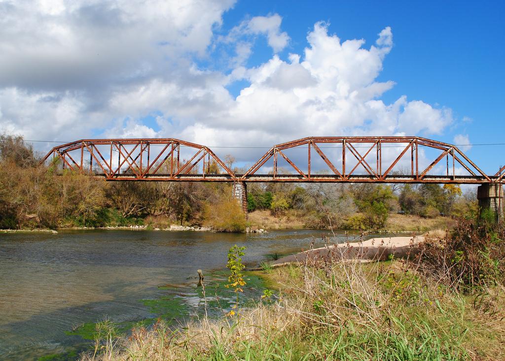 Railroad Bridge over Colorado River, Col by Patrick Feller, on Flickr