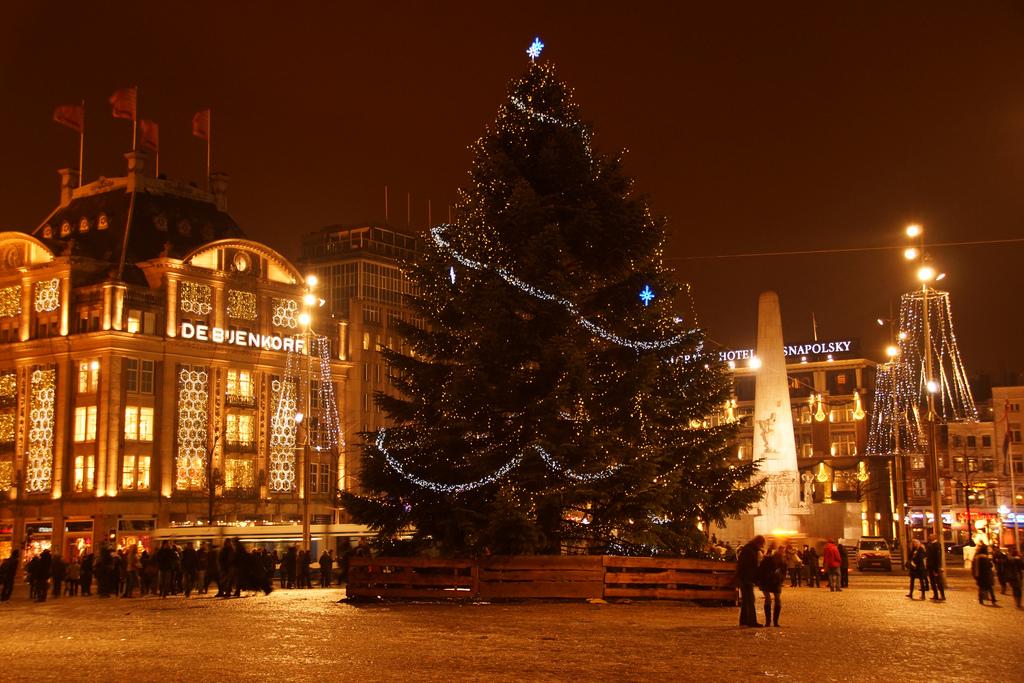 Christmas tree at the Dam, Amsterdam 201 by Floris Looijesteijn, on Flickr
