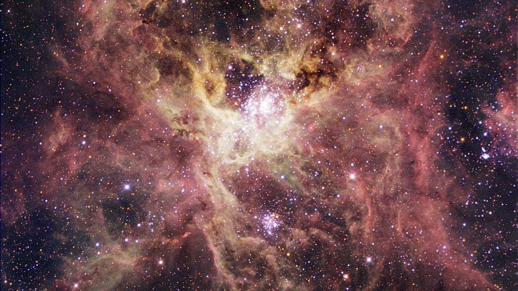 Nebula - NGC2070 (tarantula) by Marc Van Norden, on Flickr