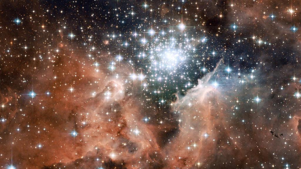 Nebula - NGC 3603 by Marc Van Norden, on Flickr