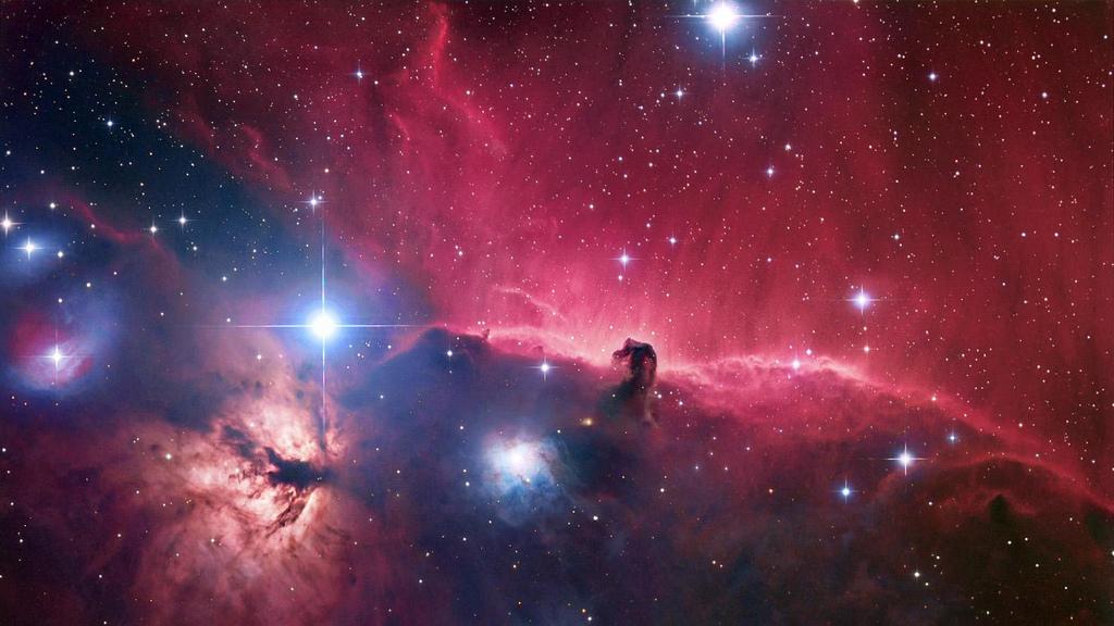 Nebula - Horsehead 2 by Marc Van Norden, on Flickr