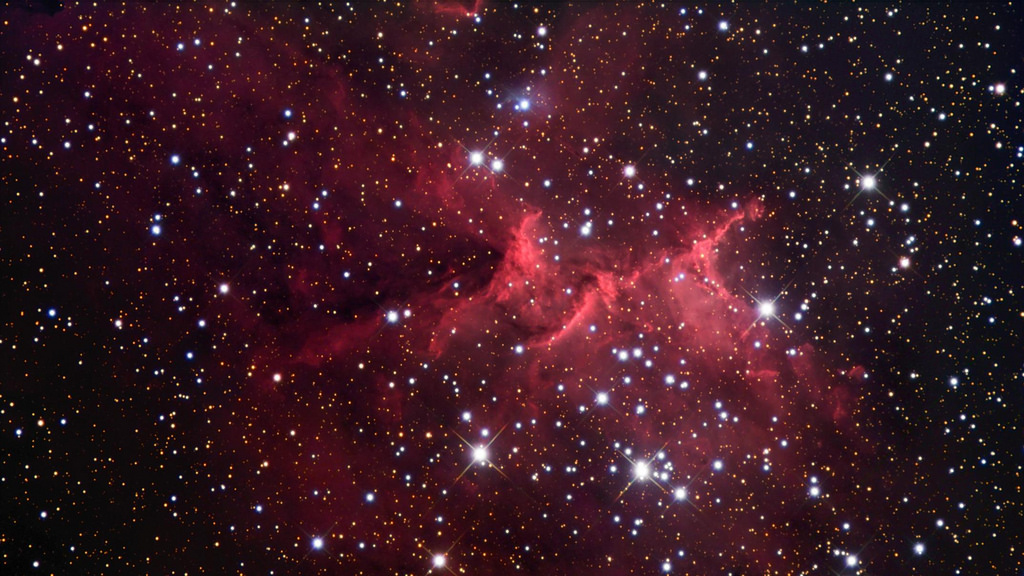 Nebula - Melotte-15 by Marc Van Norden, on Flickr