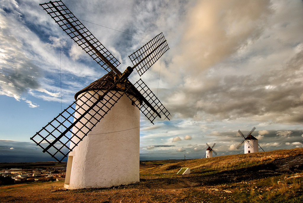 Molinos de viento by Jaime_GC, on Flickr