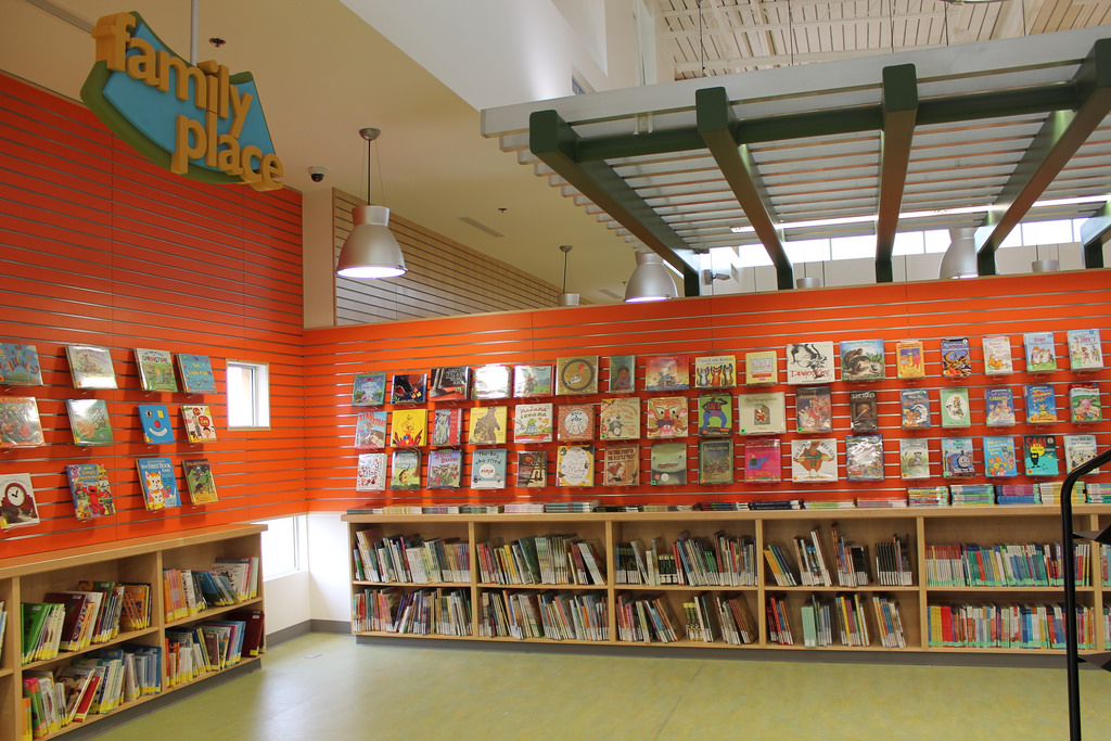 Seven Trees Community Center and Branch by San José Public Library, on Flickr
