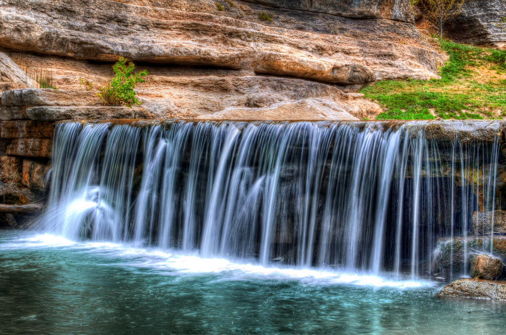 Dogwood Canyon Waterfall by Lone Oak Studios, on Flickr