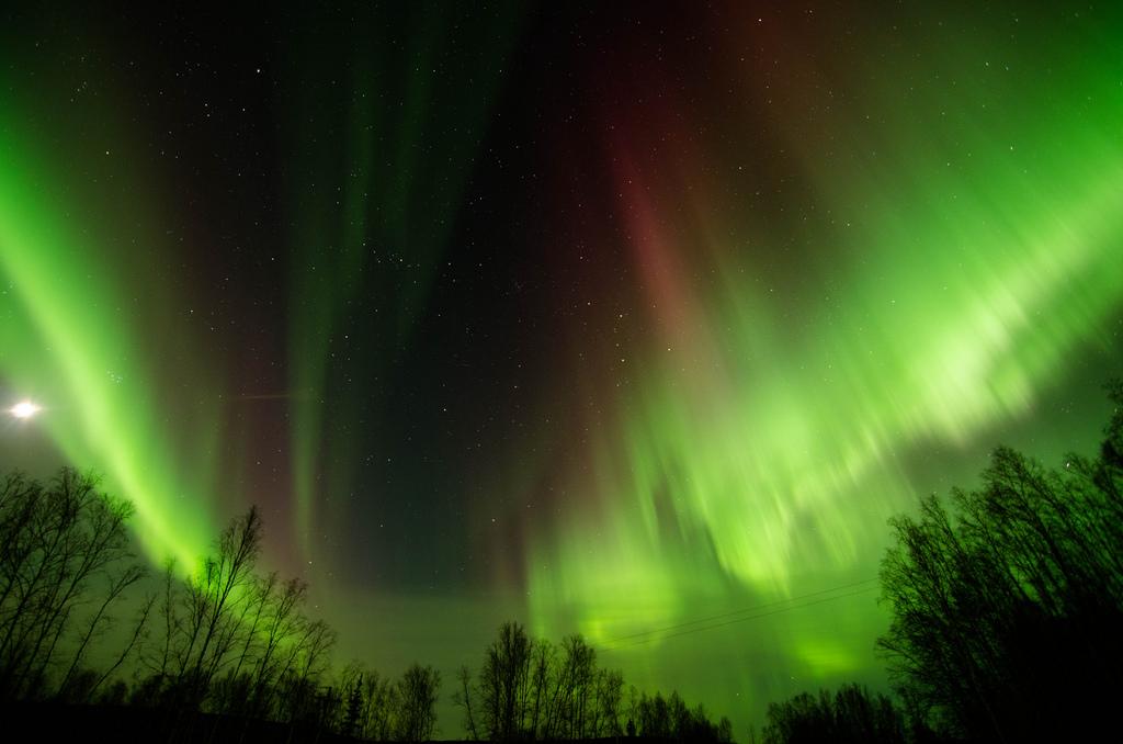 Aurora Watching 03/16/2013 by FairbanksMike, on Flickr