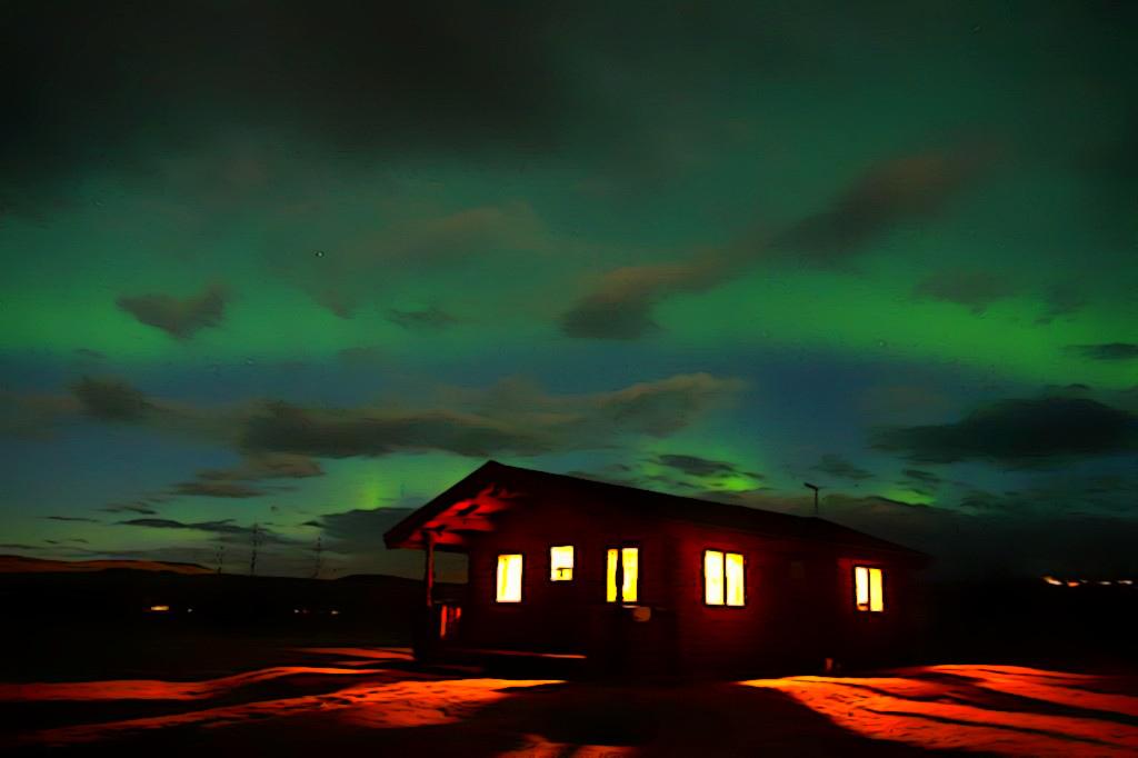 Aurora Borealis en Islandia Marzo 2013 by El Coleccionista de Instantes, on Flickr