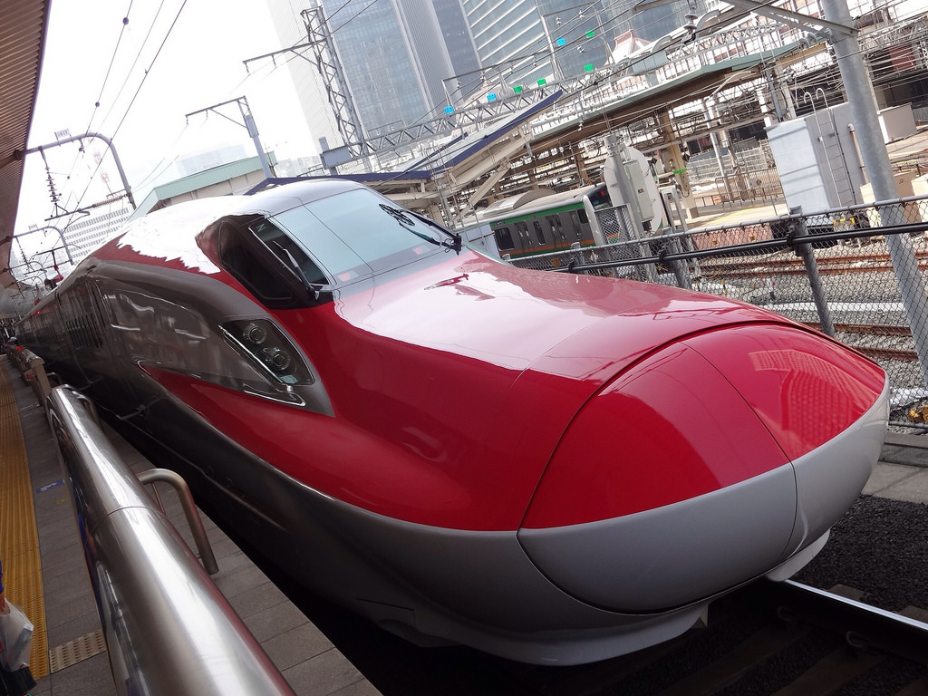Series E6, East Japan Railway's up-to-da by yisris, on Flickr