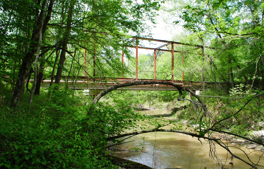 Bypassed Through Truss Bridge over Yello by Patrick Feller, on Flickr