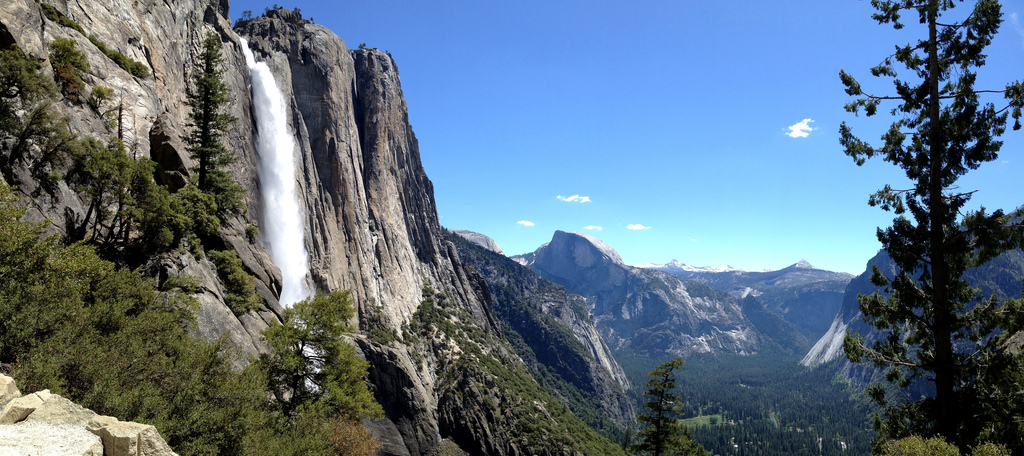 277/365 ~ Upper Yosemite Falls Hike #hik by Ray Bouknight, on Flickr