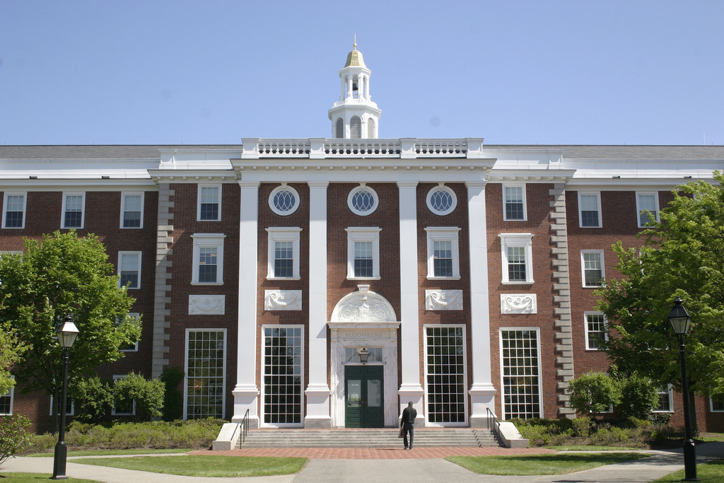 Harvard Business School by florianpilz, on Flickr