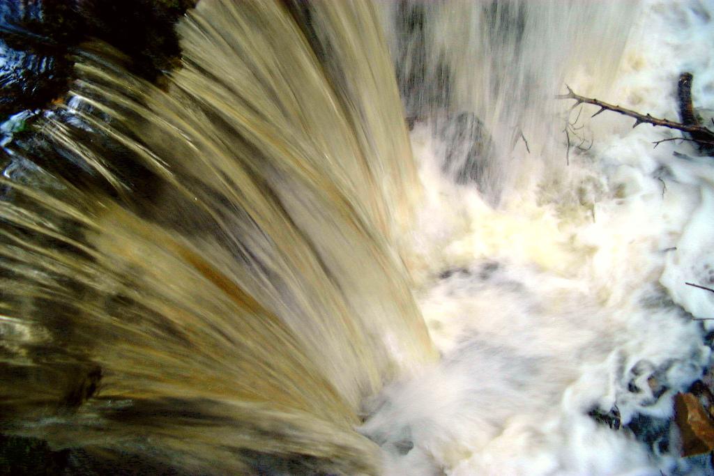 Forsakar Waterfall, Degeberga, Sweden by Marcus Hansson, on Flickr