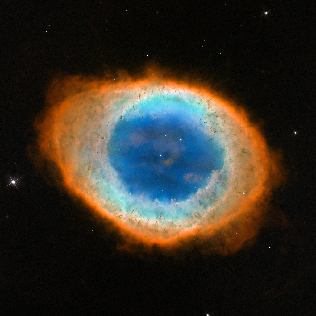 Ring Nebula • M57 by Hubble Heritage, on Flickr