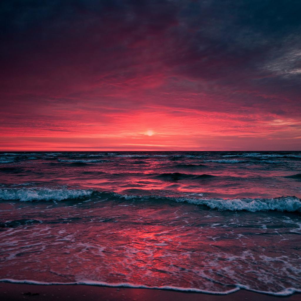 Pinky Sunset by Brett Jordan, on Flickr