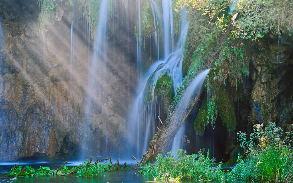 Spring of rejuvenation, Plitvice Lakes N by juanalbertogarciarivera, on Flickr