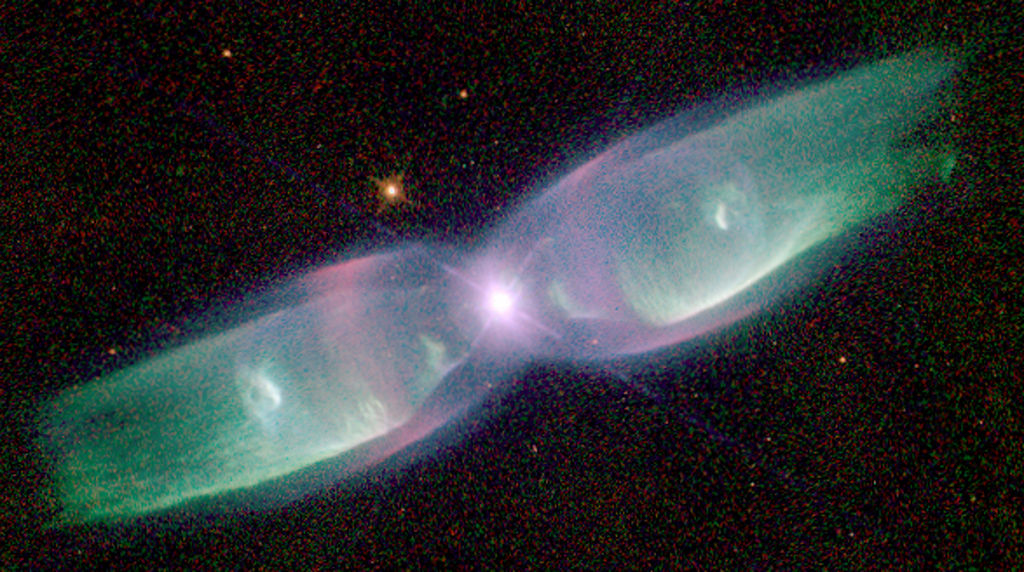 The Twin Jet Nebula by NASA on The Commons, on Flickr