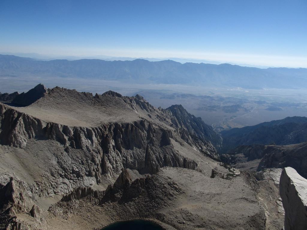 Mount Whitney Summit, 14,505 Feet, Calif by Ken Lund, on Flickr