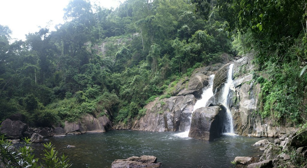 Meenmutty Waterfalls by gokulkaripath, on Flickr