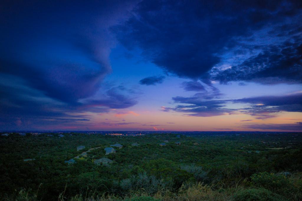 San Antonio Texas Sunset with Pretty Clo by nan palmero, on Flickr