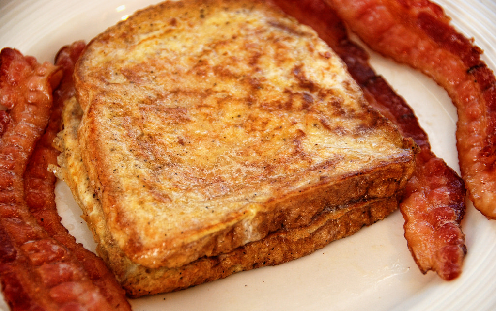 Bacon and Cinnamon French Toast. by Chris Yarzab, on Flickr
