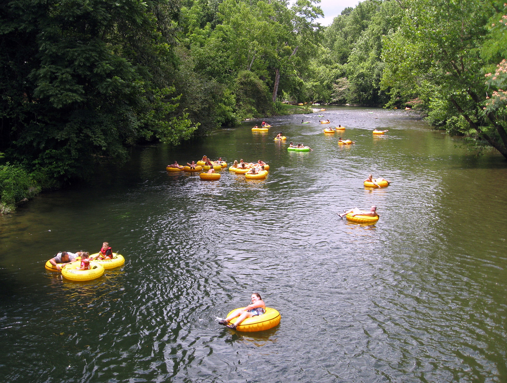 Townsend - Little River - Tubing by jared422_80, on Flickr