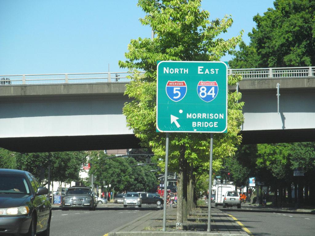 Naito Parkway - Portland, Oregon by Dougtone, on Flickr