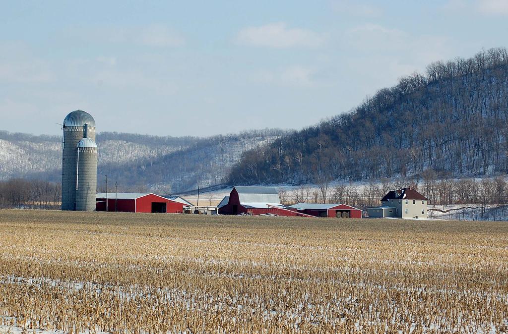 Minnesota Farm by dobak, on Flickr