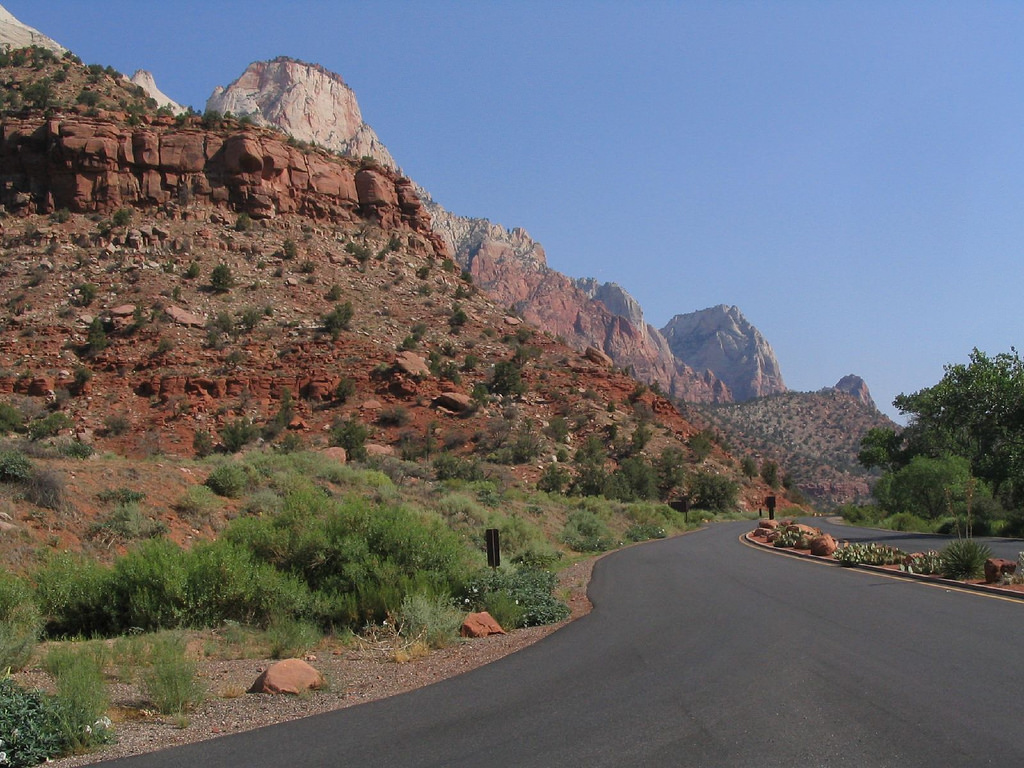 Near Zion Human History Museum, Zion Nat by Ken Lund, on Flickr