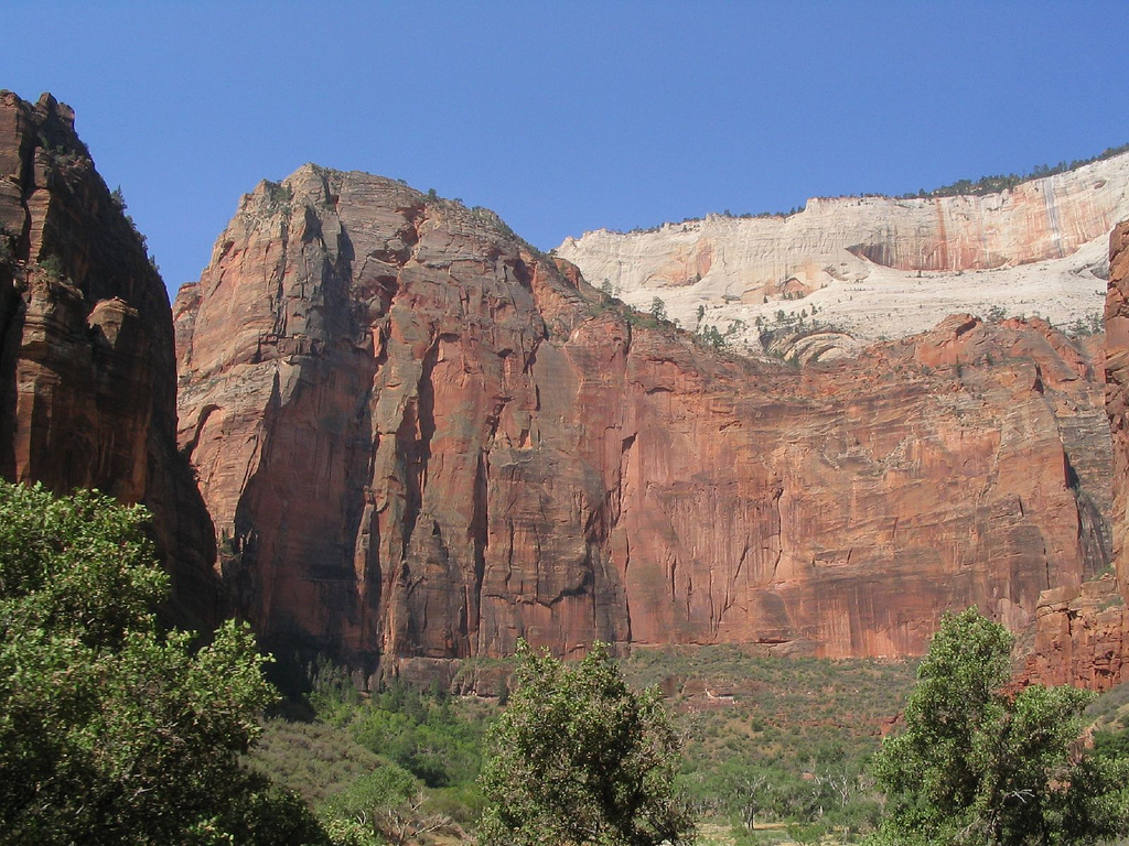 Zion Canyon, Zion National Park, Utah by Ken Lund, on Flickr