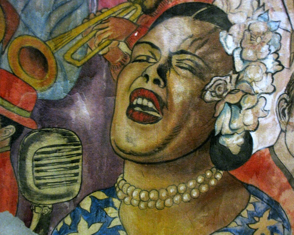 Billie Holiday by edenpictures, on Flickr