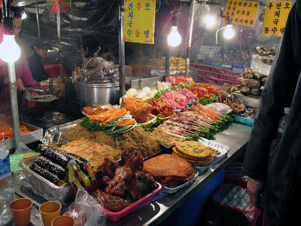Korean Street Food by JDKEUP, on Flickr