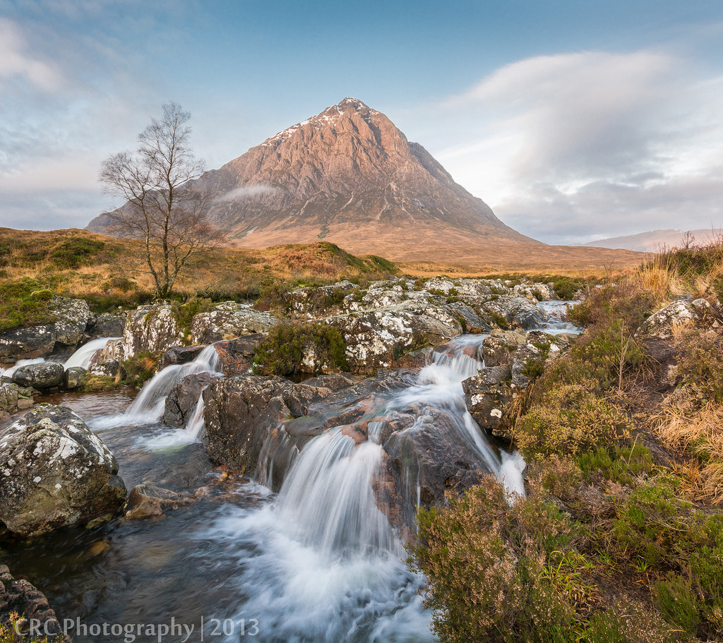 More Buachaille Etive Mor by Christopher Combe Photography, on Flickr