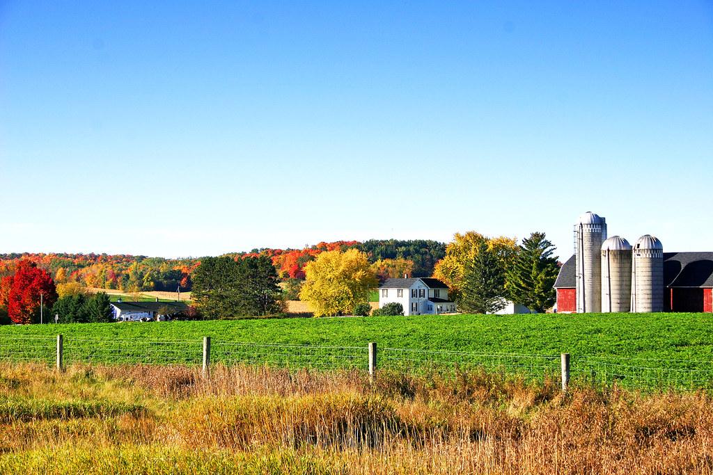 Autum Farm by chefranden, on Flickr
