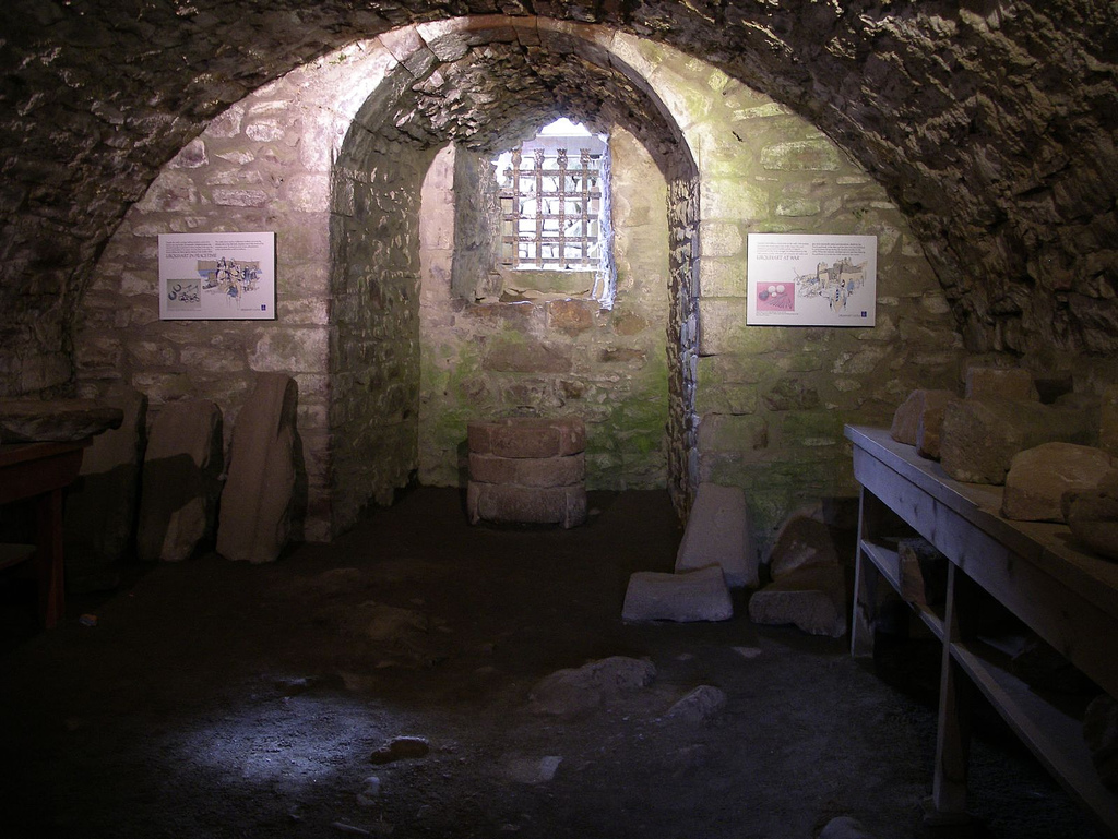 Inside Urquhart Castle by Shadowgate, on Flickr
