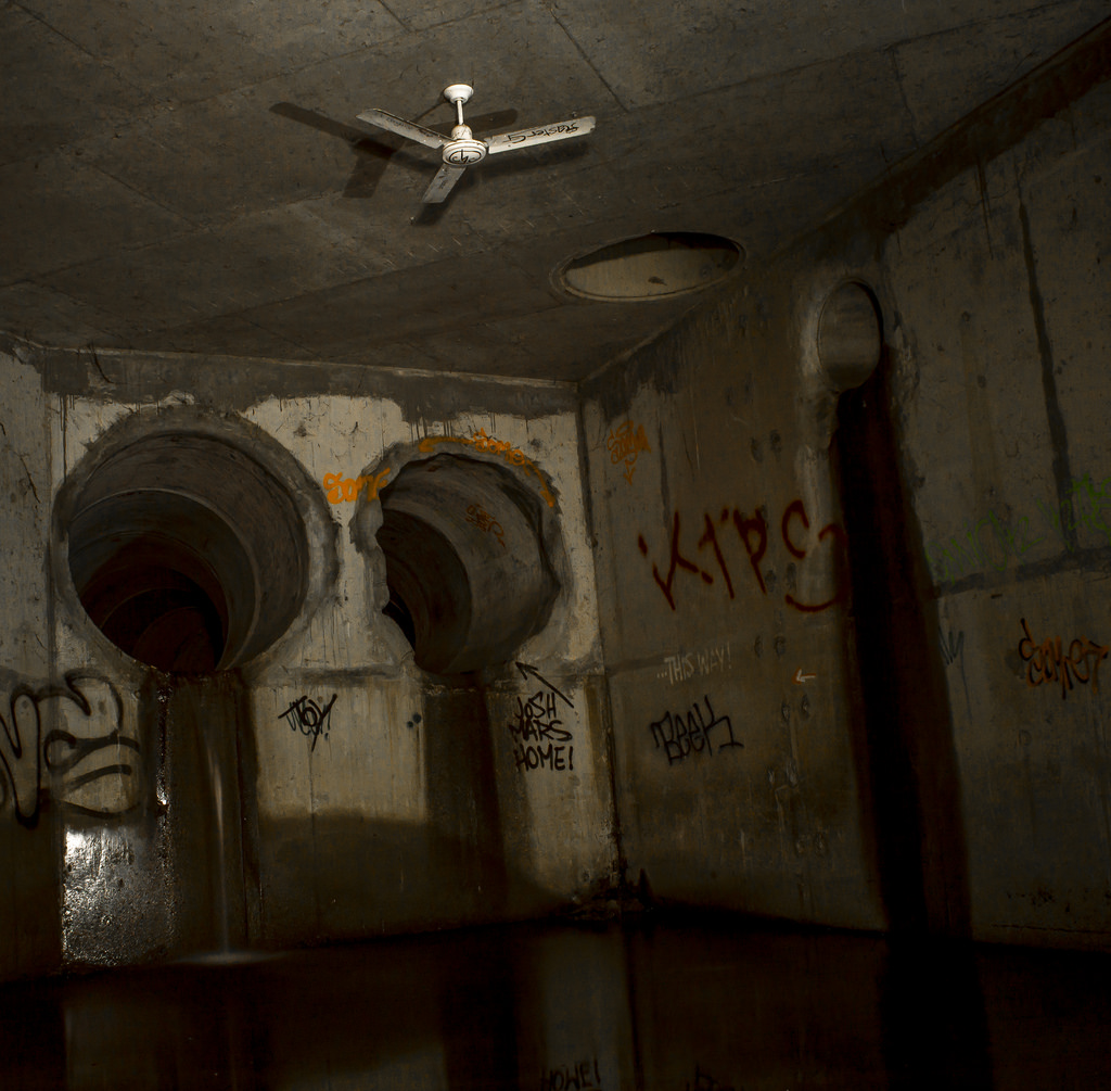 Brain Drain - Fan Room by darkday., on Flickr