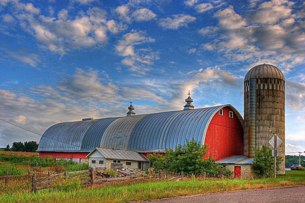 Wisconsin Farm by chefranden, on Flickr