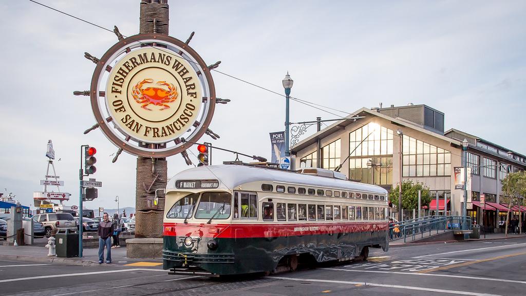 F Line Birmingham Elec San Francisco 201 by Mobilus In Mobili, on Flickr