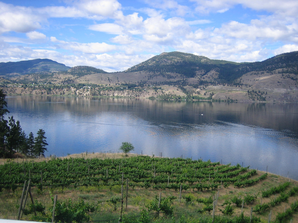 Okanagan Valley wine country views by Leslie Veen, on Flickr