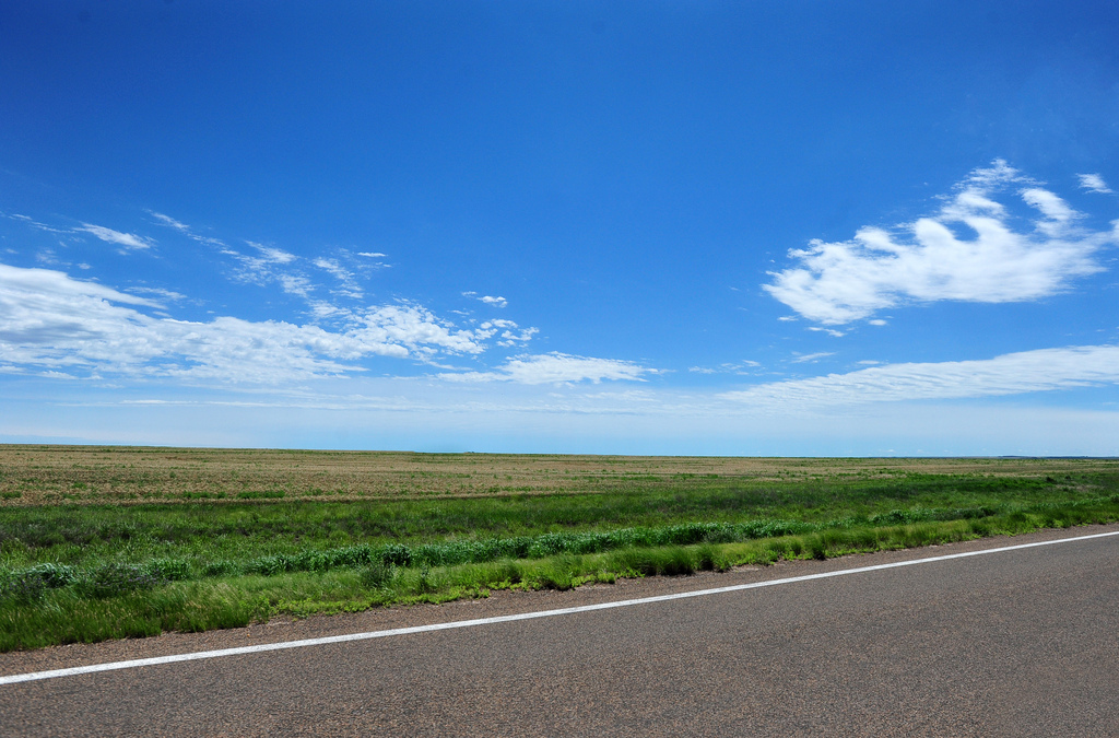 Open plains of Kansas by State Farm, on Flickr