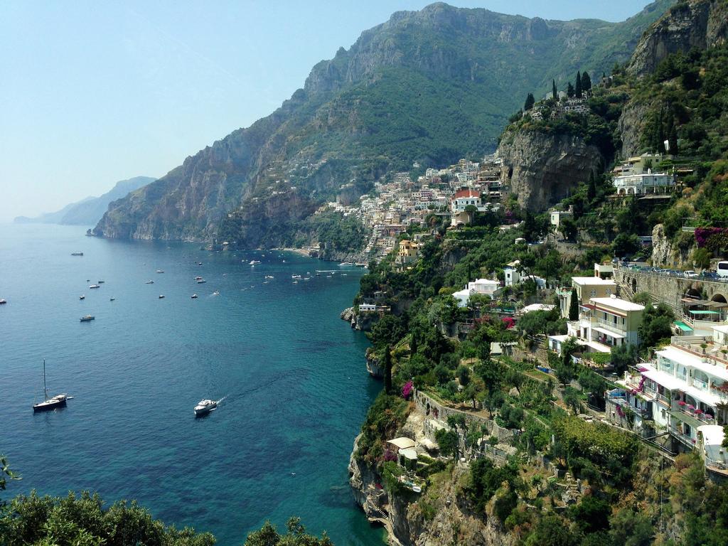 Amalfi Coast by lovinkat, on Flickr