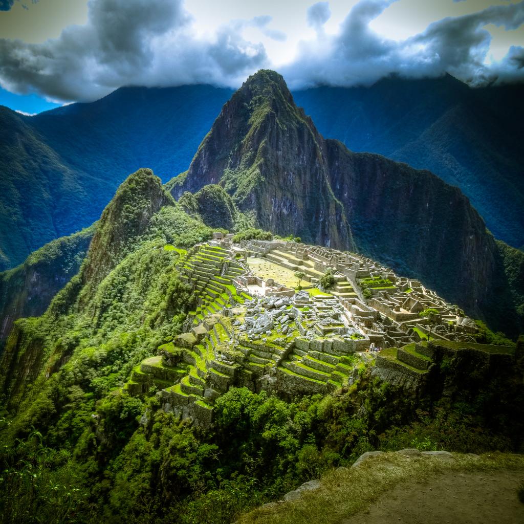 Machu Picchu by MastaBaba, on Flickr