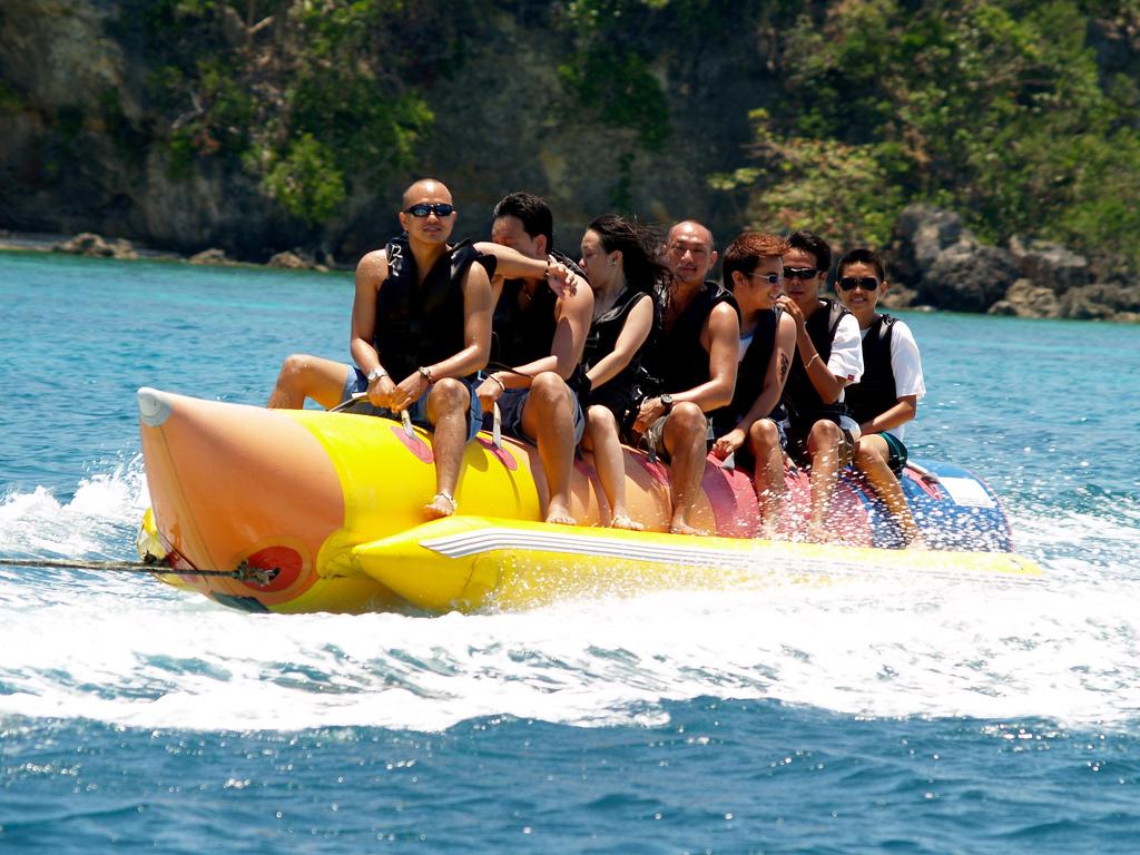 Banana Boat by Peanut Dela Cruz, on Flickr