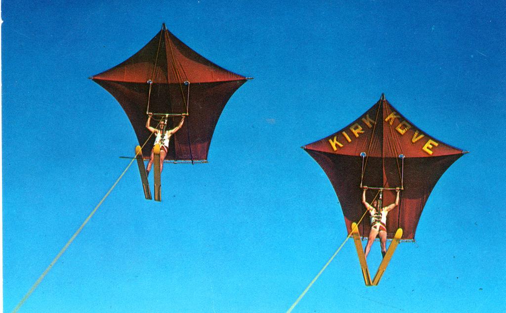 Kirk Kove Resort Kites by CDHS, on Flickr