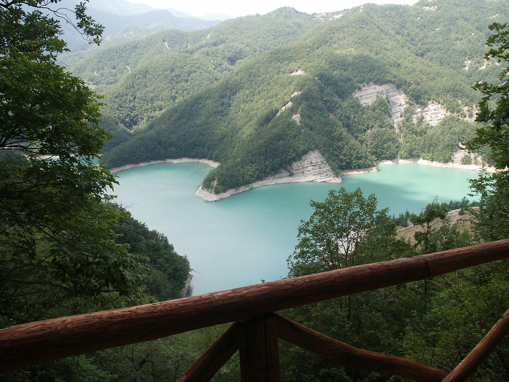 Ridracoli dam by Strocchi, on Flickr