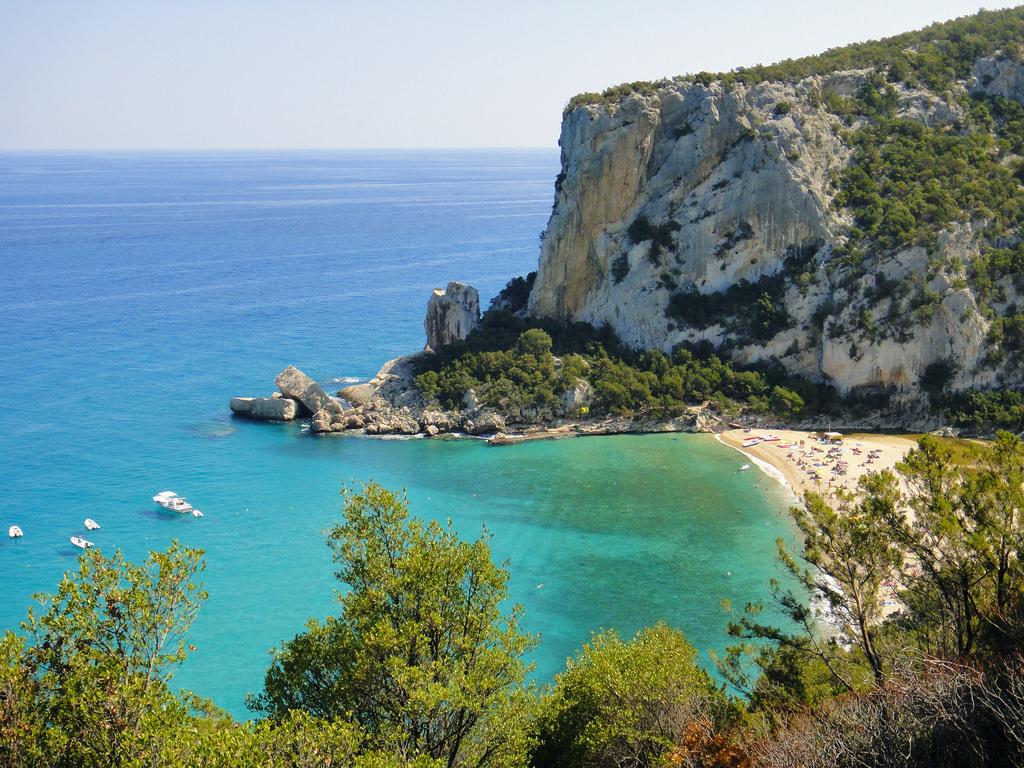 Cala Luna, Sardinia by D4N, on Flickr