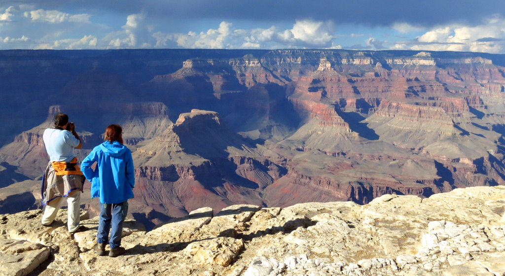 Grand Canyon National Park - Storm Cloud by Grand Canyon NPS, on Flickr