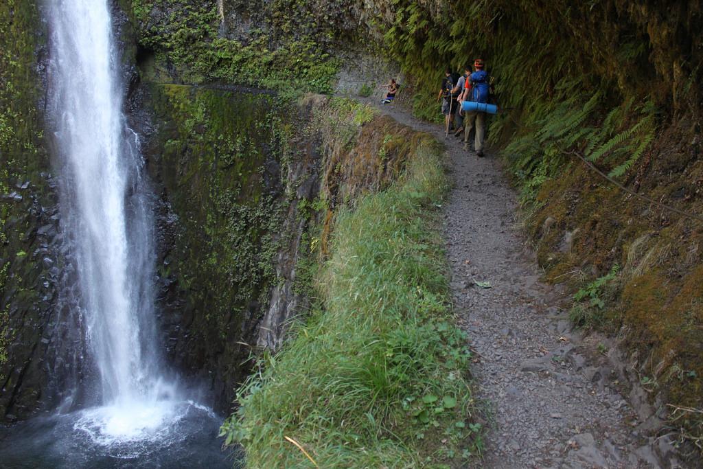 Oregon: Eagle Creek Trail / Tunnel Falls by eliduke, on Flickr